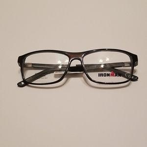 New Ironman Men Eyeglass Frames 55-15-140